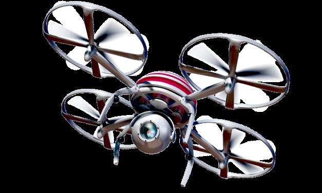 Droner er en helt ny måde at se verden på