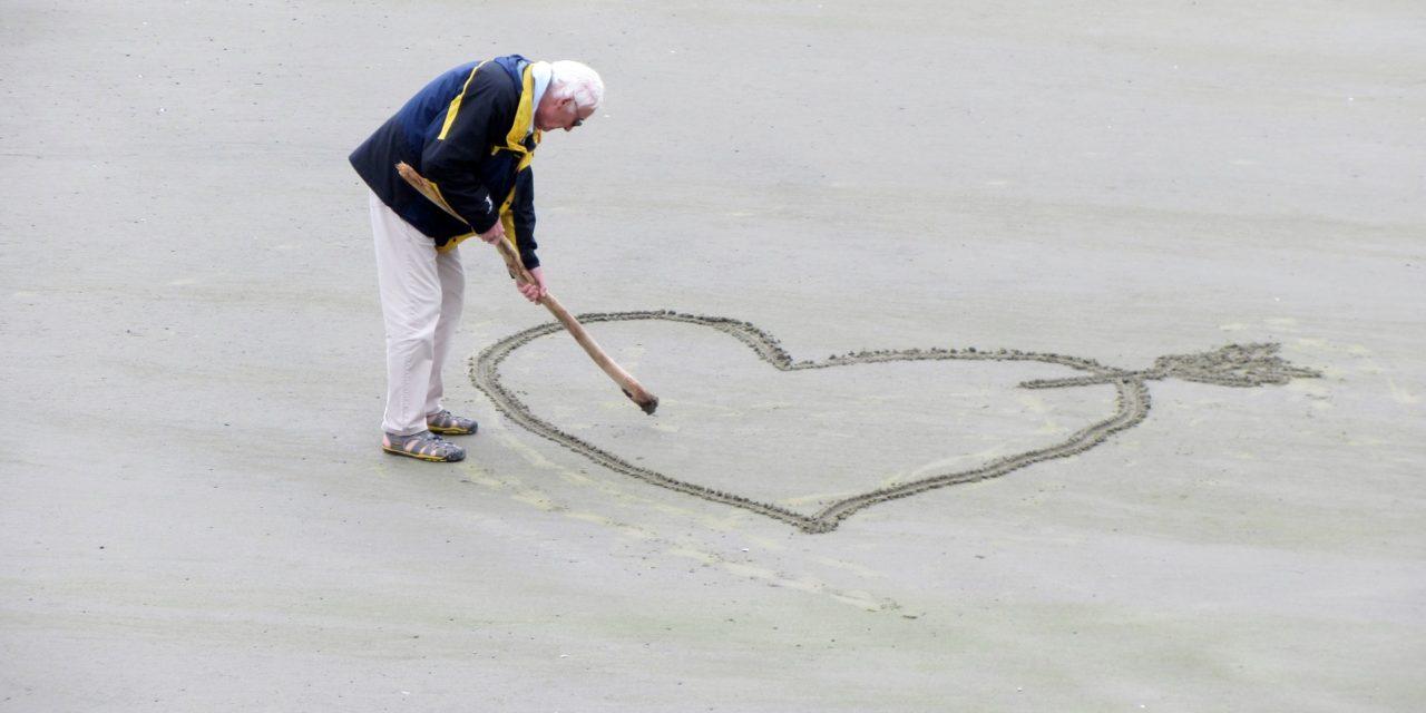 Kom godt i gang med senior dating online