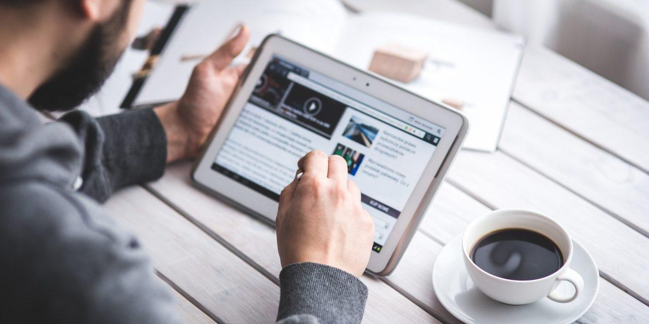 Sådan kommer du i gang med at blogge