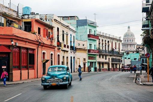 Cubansk bil