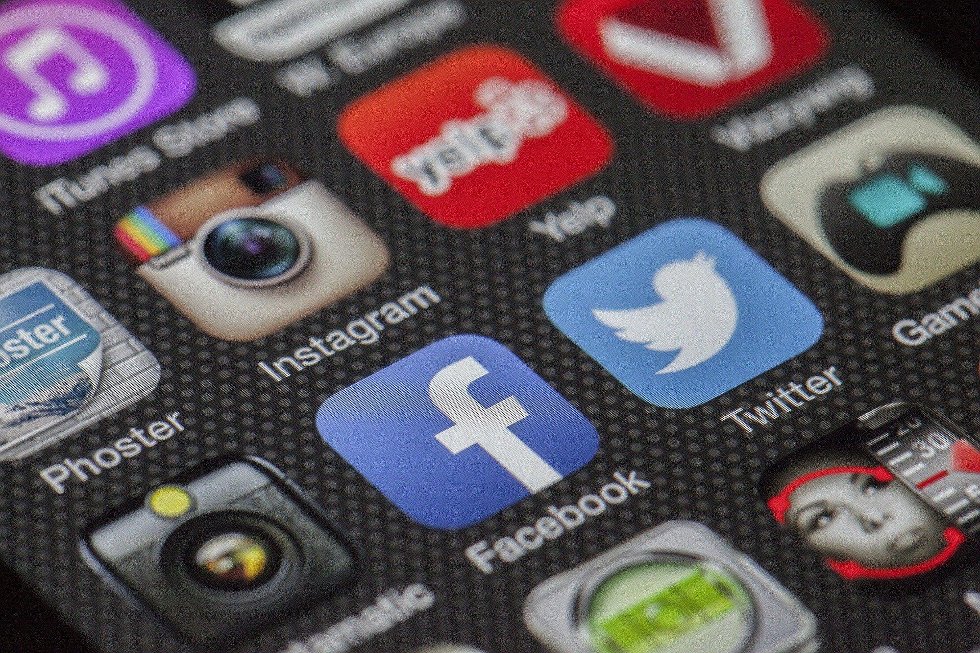 Forskellige apps
