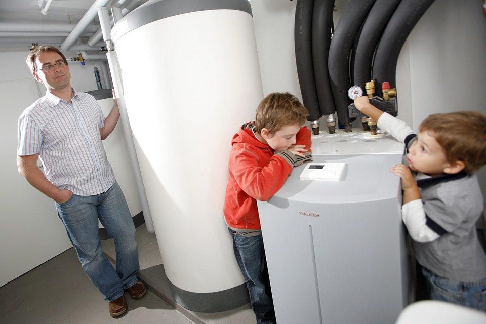 Brug teknologi og gør hjemmet mere klimavenligt