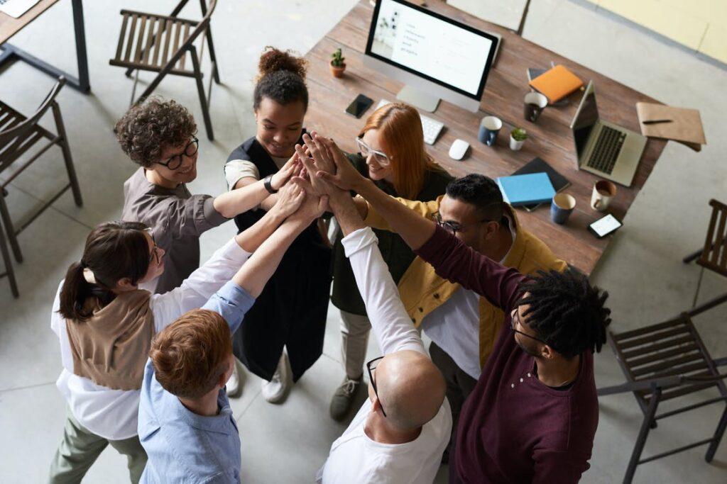 Socialt sammenhold i virksomheden