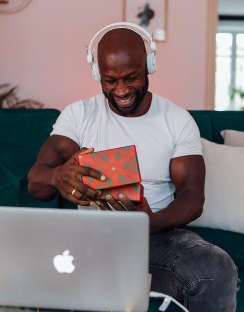 IT-udstyr er altid et julegavehit til manden