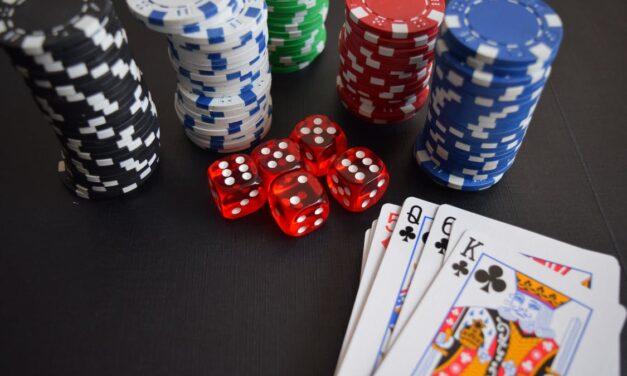 Derfor skal du spille online casino!